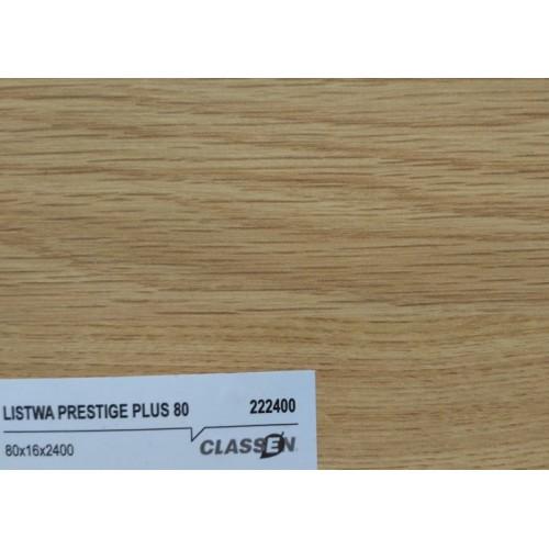 Плинтус Classen Prestige 80 Дуб Масляный (222400)
