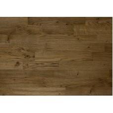 Паркетная доска Focus Floor Дуб натур коричневый масло браш (Santa Ana) арт. (3011128162020175)